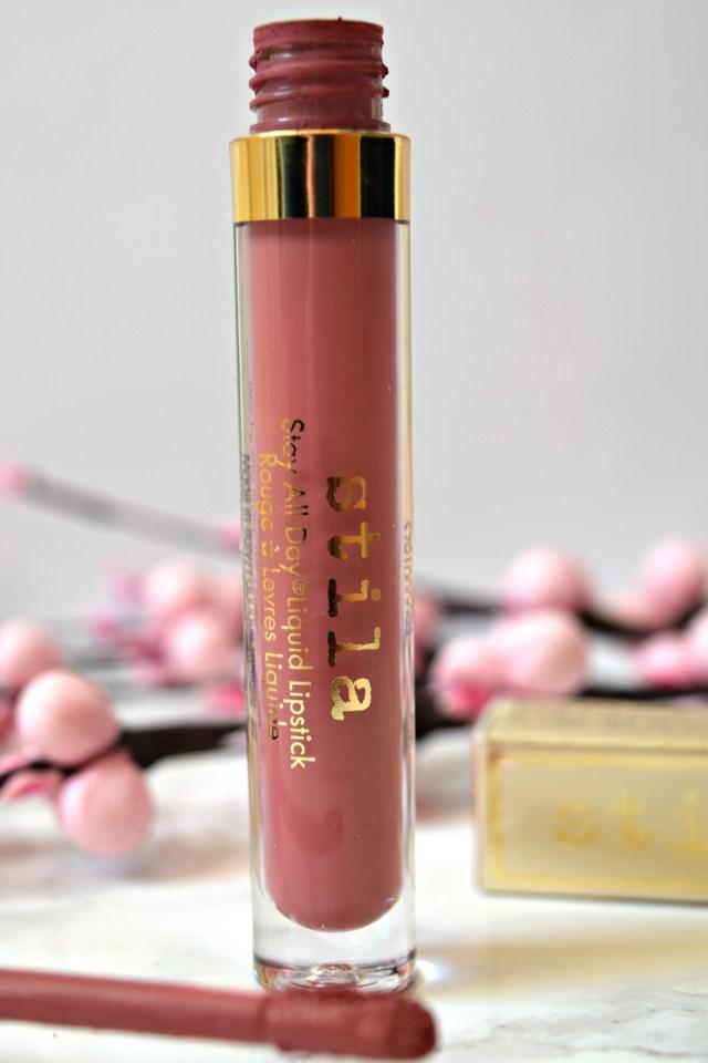 Stila Stay All Day Liquid Lipstick in Patina