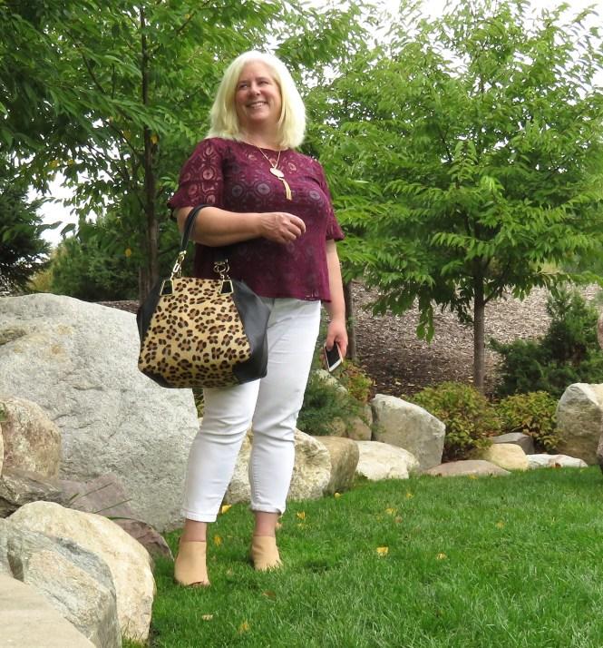 Apple shape fashion! | www.whenthegirlsrule.com