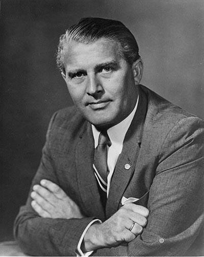 Wernher Von Braun   V2 Rocket Inventor