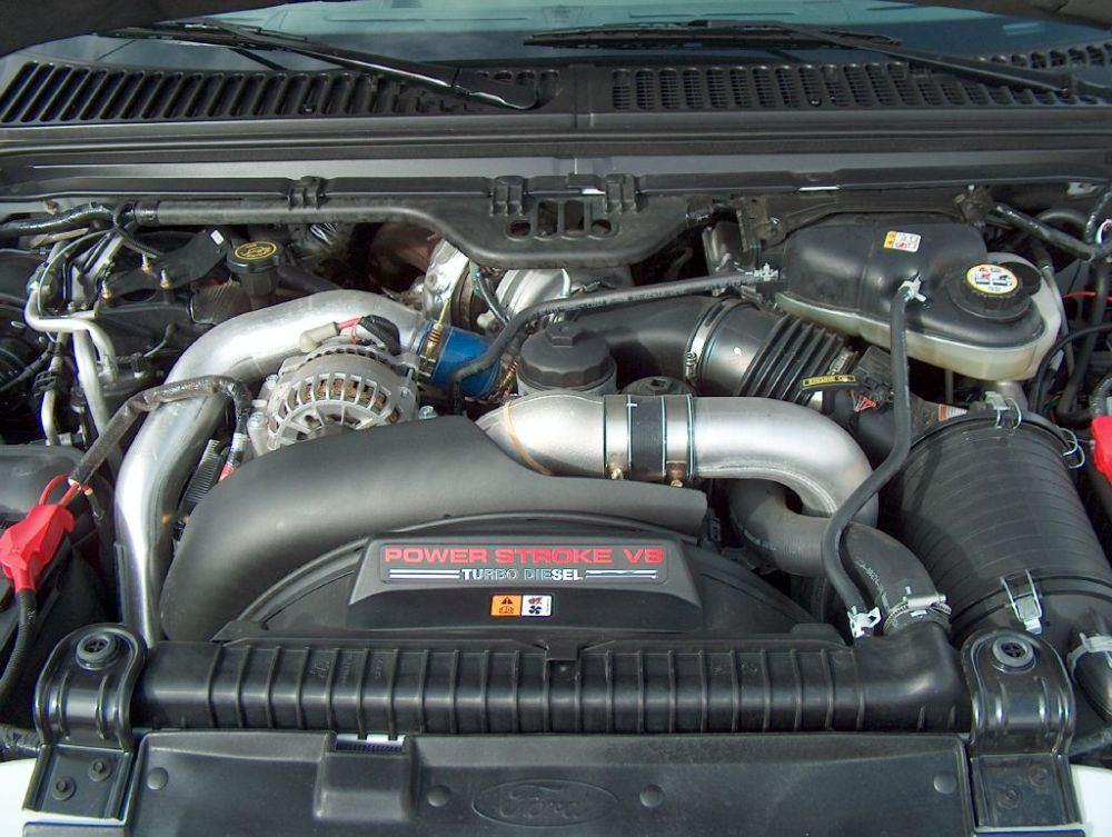medium resolution of what engine was in the 03 ford f250 diesel ford truck enthusiasts forums