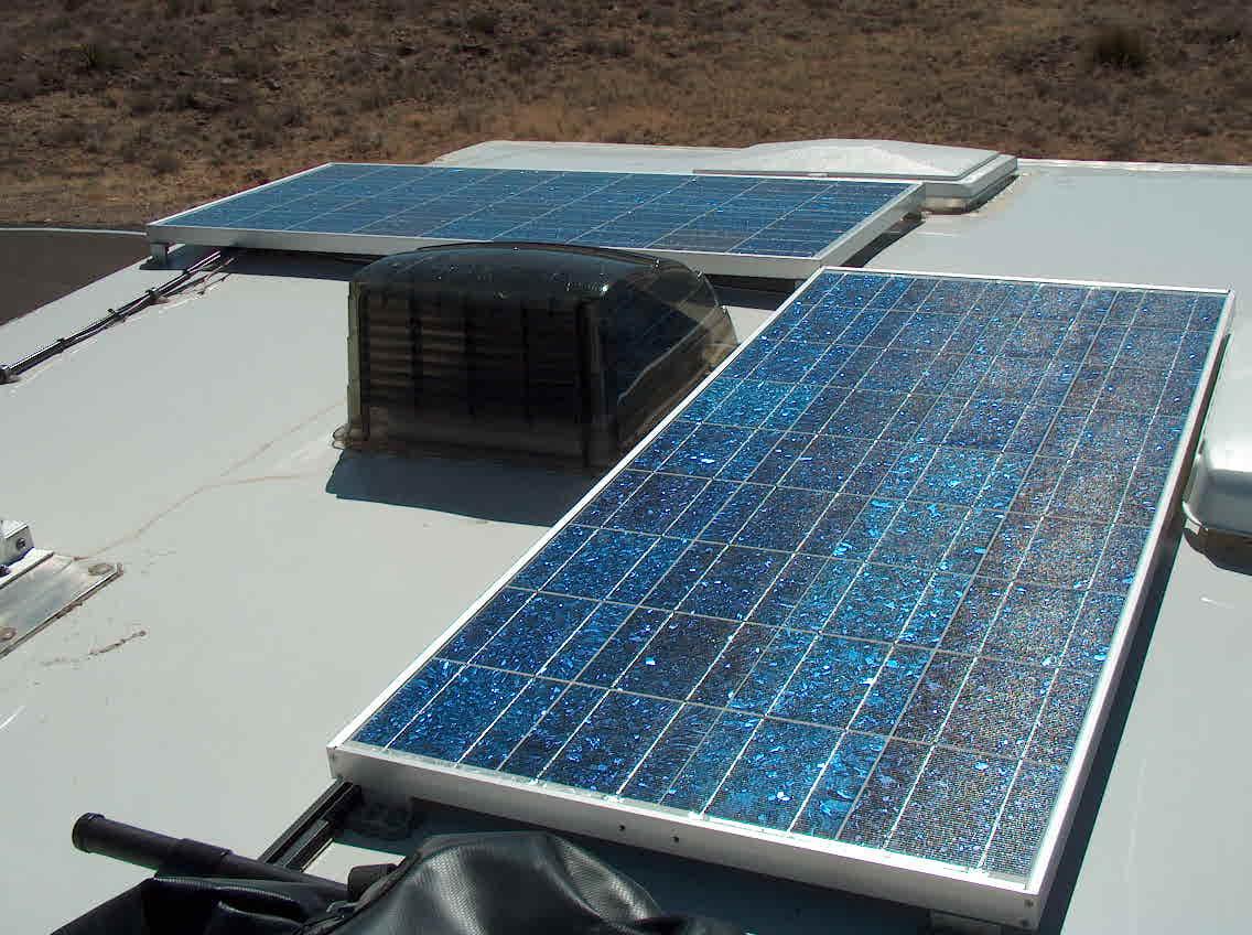 rv solar 5 1 rotation diagram motorhome panels unique black