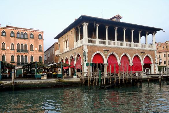 Venices Clock Tower  Where Venice