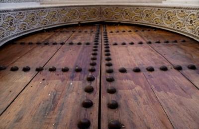 Door, Fes, Morocco