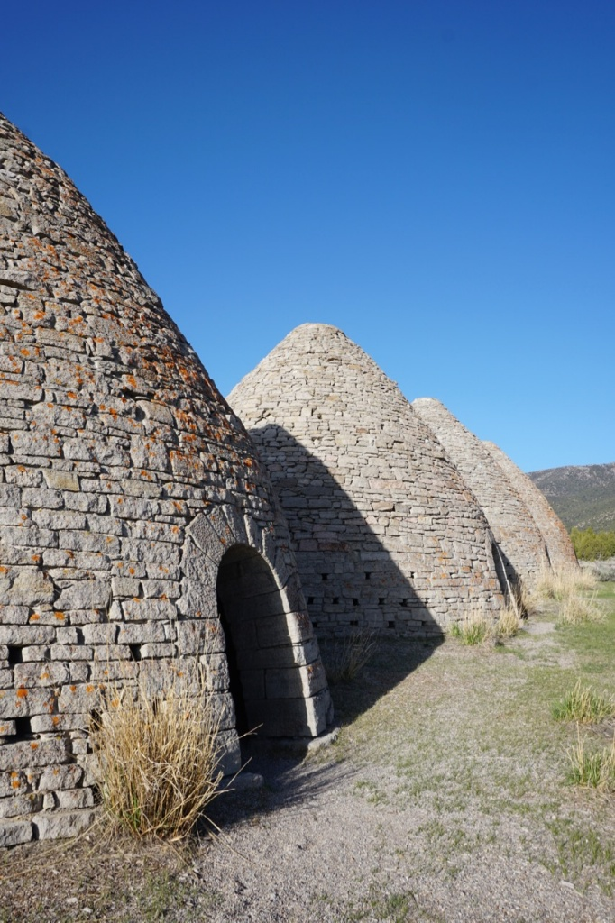 Charcoal Ovens, Nevada