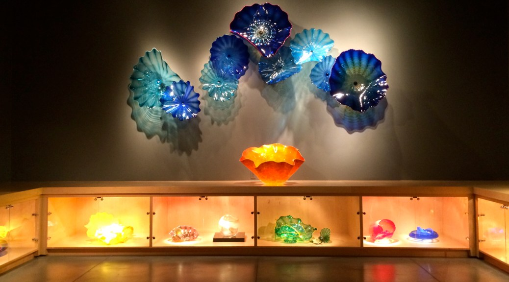 Chihuly Glass In Las Vegas