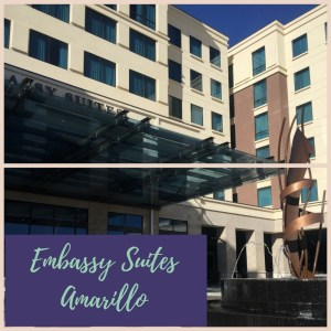 Embassy Suites in Downtown Amarillo