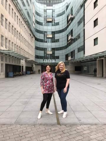 2020 vision Talking ethical fashion on bbc radio five live