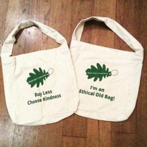 khadi organic bag
