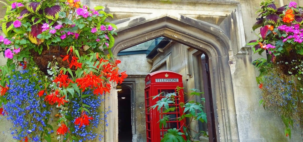12 places to fill you with English wanderlust