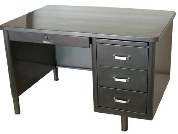 Metal desks with drawers  WhereIBuyItcom