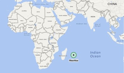 Where is Mauritius?   Where is Mauritius Located in the World Map