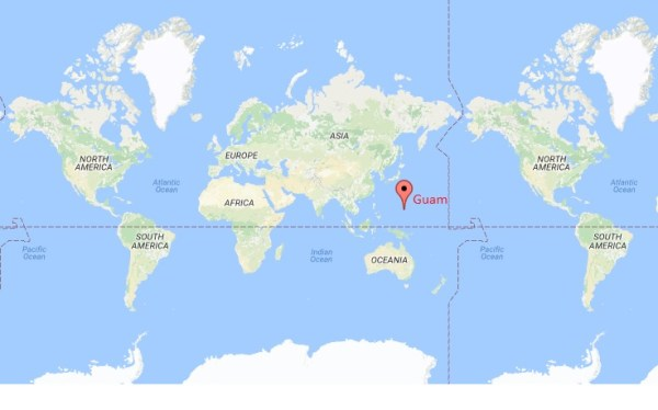 World Map Guam Pictures to Pin on Pinterest PinsDaddy