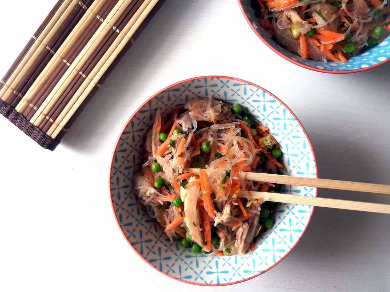 Glass Noodle Salad1 Glass Noodle Salad
