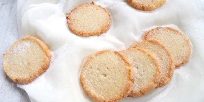 German Heidesand Cookies