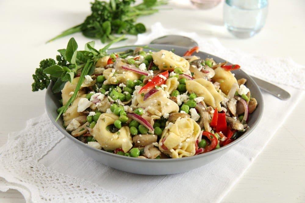 tortellini grill salad Tortellini Salad