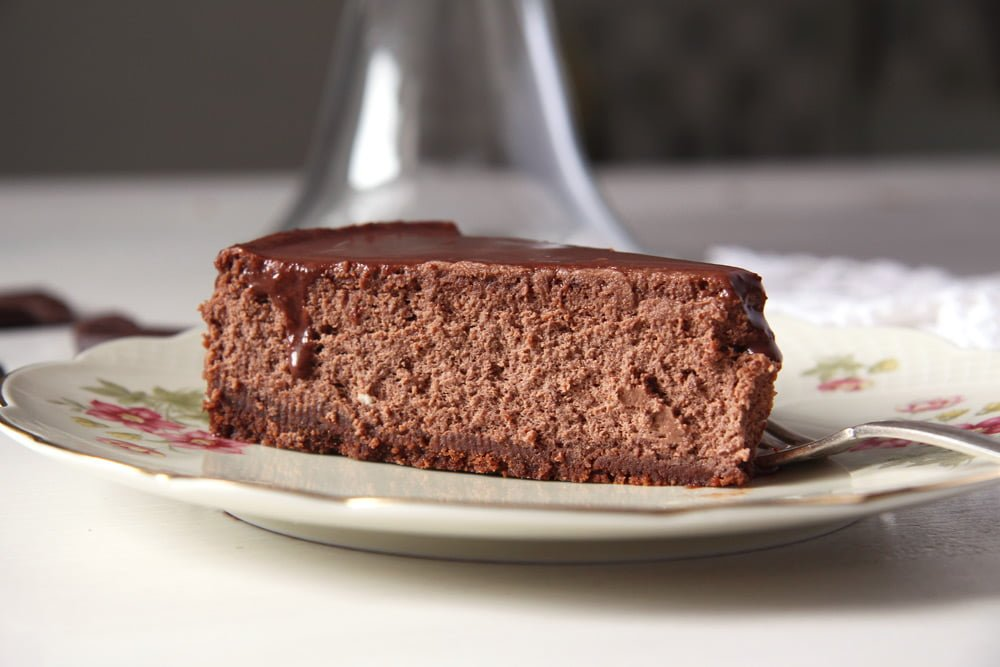 chocolate cheese cake nigel Chocolate Cheesecake