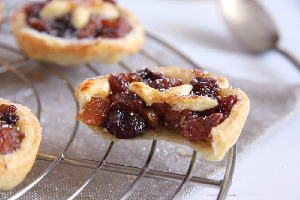 mince pies raisins Fruit Mince Pies with Homemade Mince Pie Filling