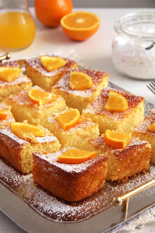 polenta cake orange Polenta Orange Cake – Malai dulce