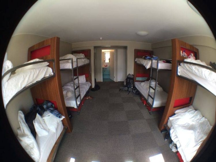 New favourite hostel.