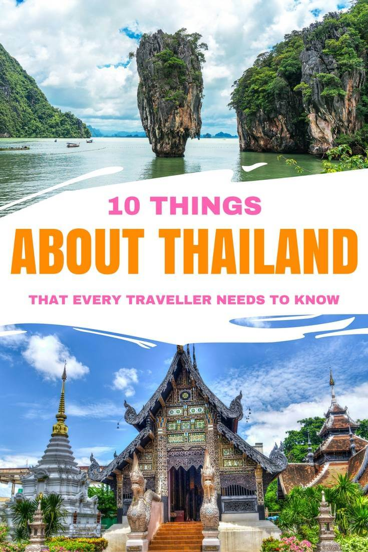 thailand travel tips - a guide for first time travellers - where is