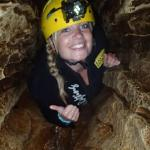 Who knew caving would be fun?!