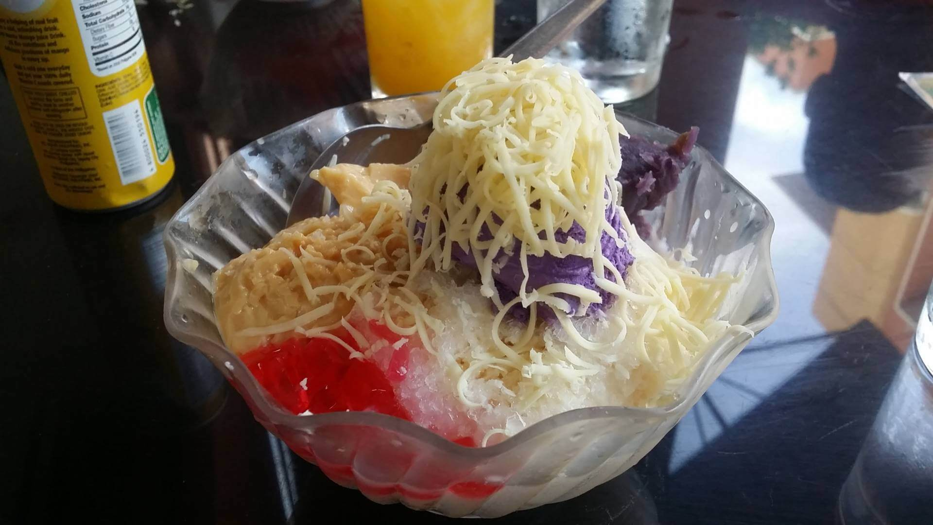 filipino food halo halo where is tara povey irish travel blog