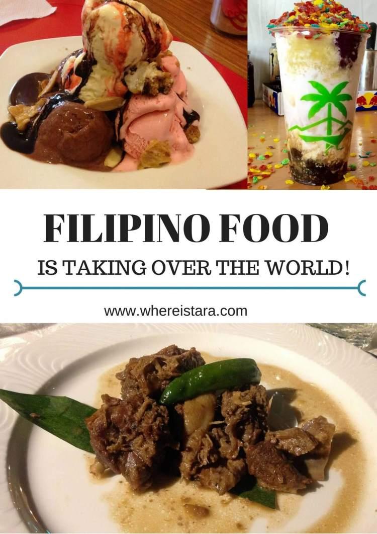 filipino food where is tara povey irish travel blog
