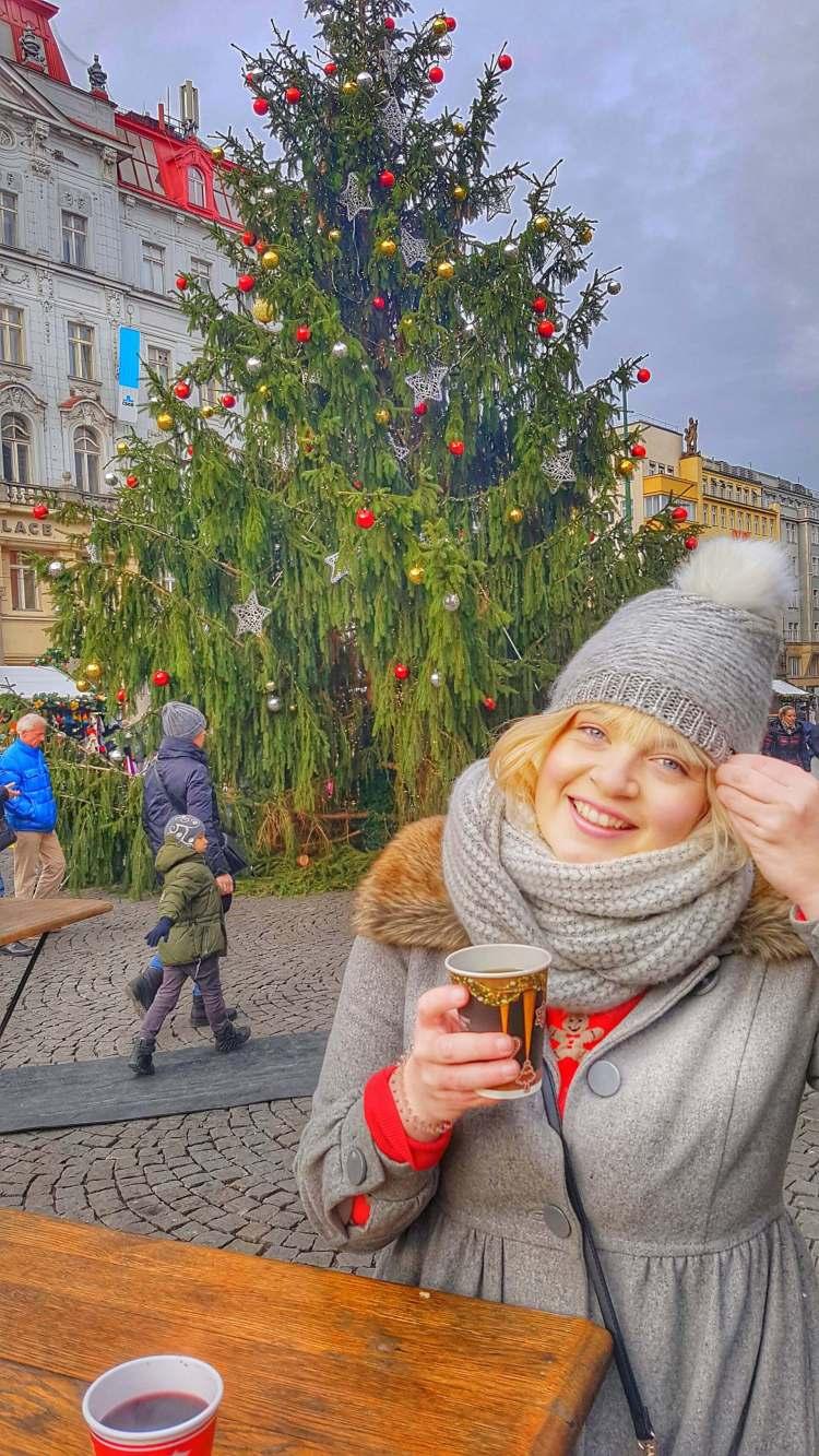 prague Christmas Markets where is tara povey top irish travel blog
