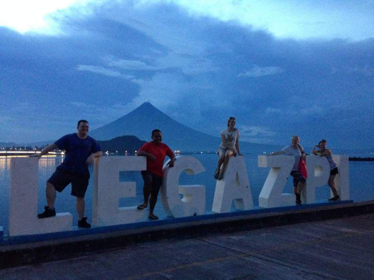 Legazpi City the Philippines where is tara povey top irish travel blog