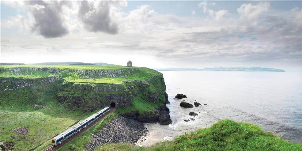 Railtours Ireland - Exploring the North by Train