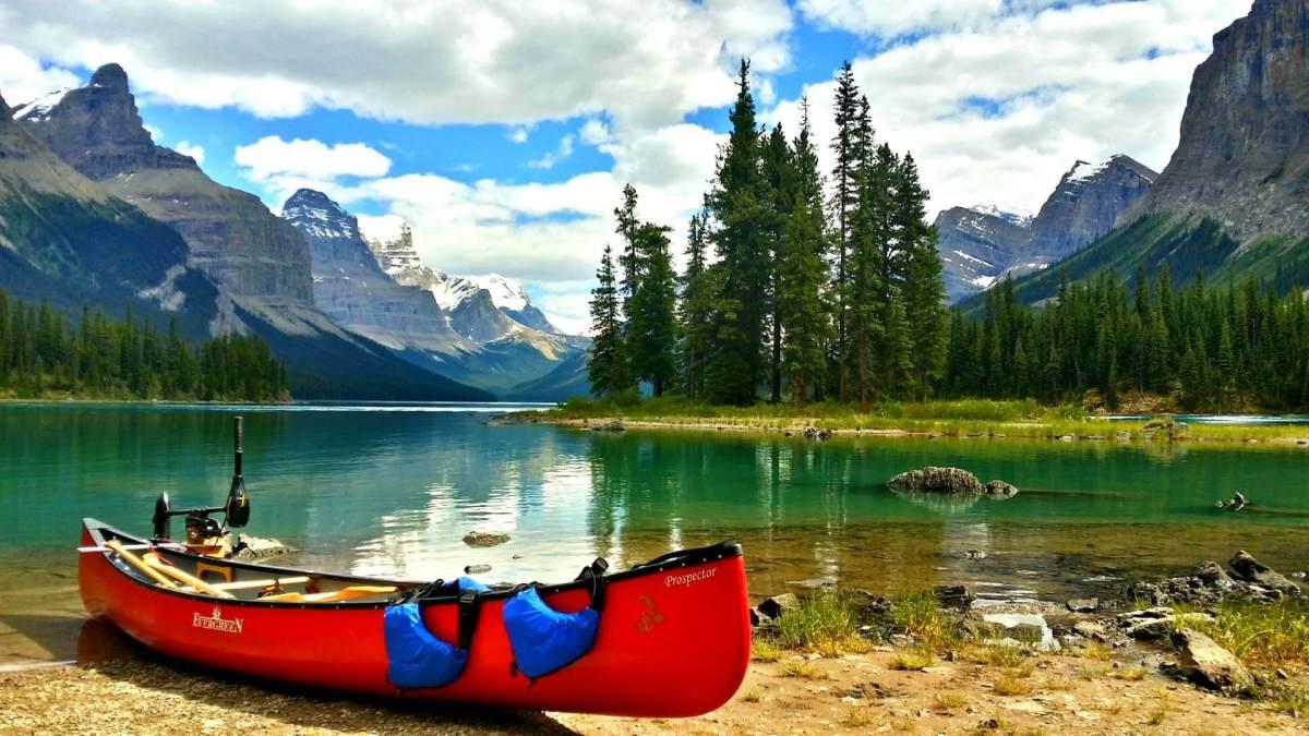 Canadian Road Trip - Banff And Jasper National Parks