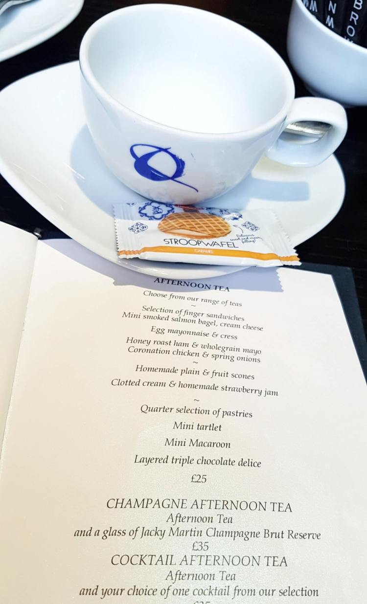 afternoon tea at the london bridge hotel where is tara povey top irish travel blogger