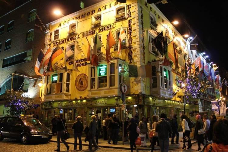 weekend in dublin things to do in dublin at night 3 days in Dublin 48 hours in Dublin