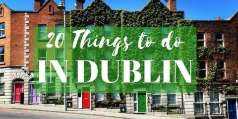 Things to do in Dublin where is tara povey top irish travel blog local guide