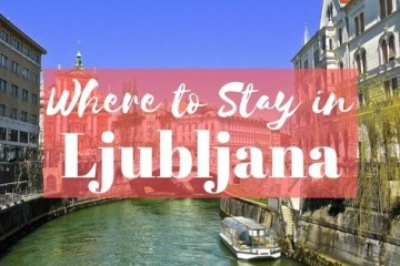 where to stay in Ljubljana slovenia hotels and apartments where is tara povey top irish travel blogger