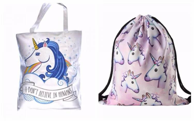 unicorn gifts travel christmas gifts bags where is tara