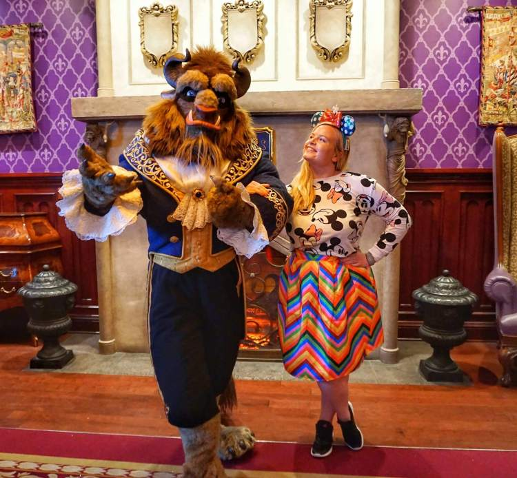 Disney world vip tour disney world beast vip disney tour