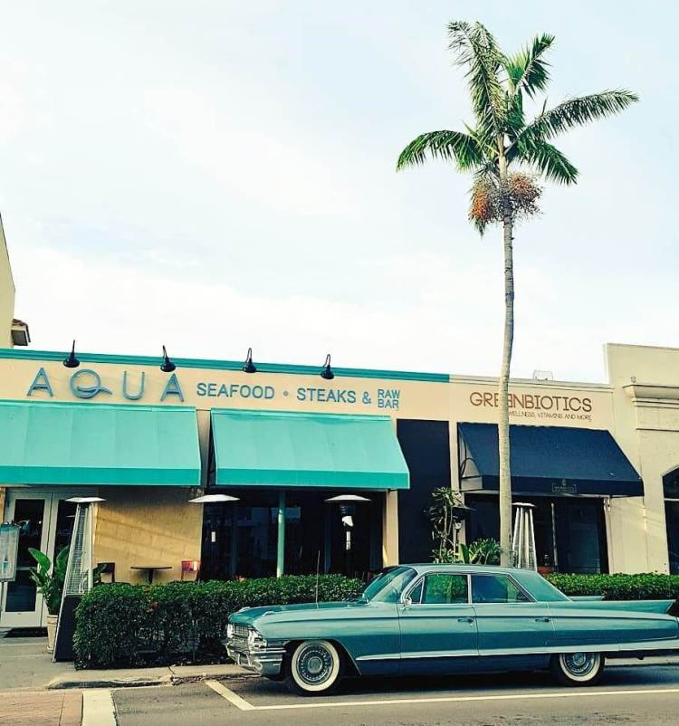 Floridas paradise coast city of naples fl cafe