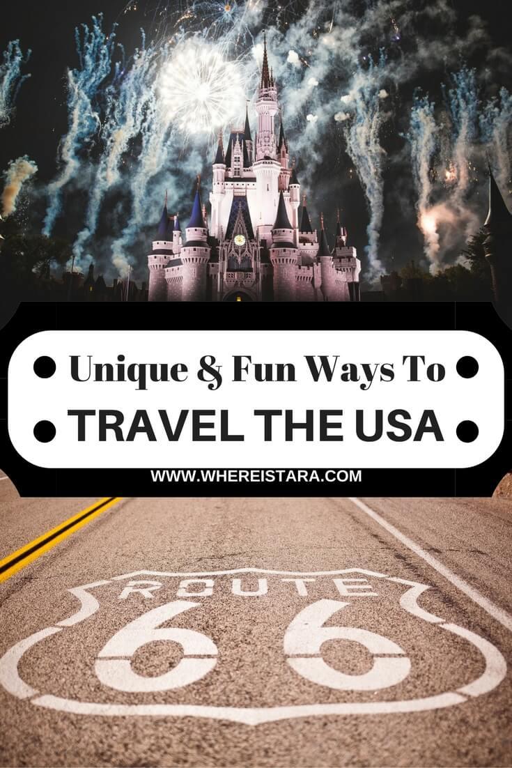 ways to travel the USA where is tara povey top irish travel blogger