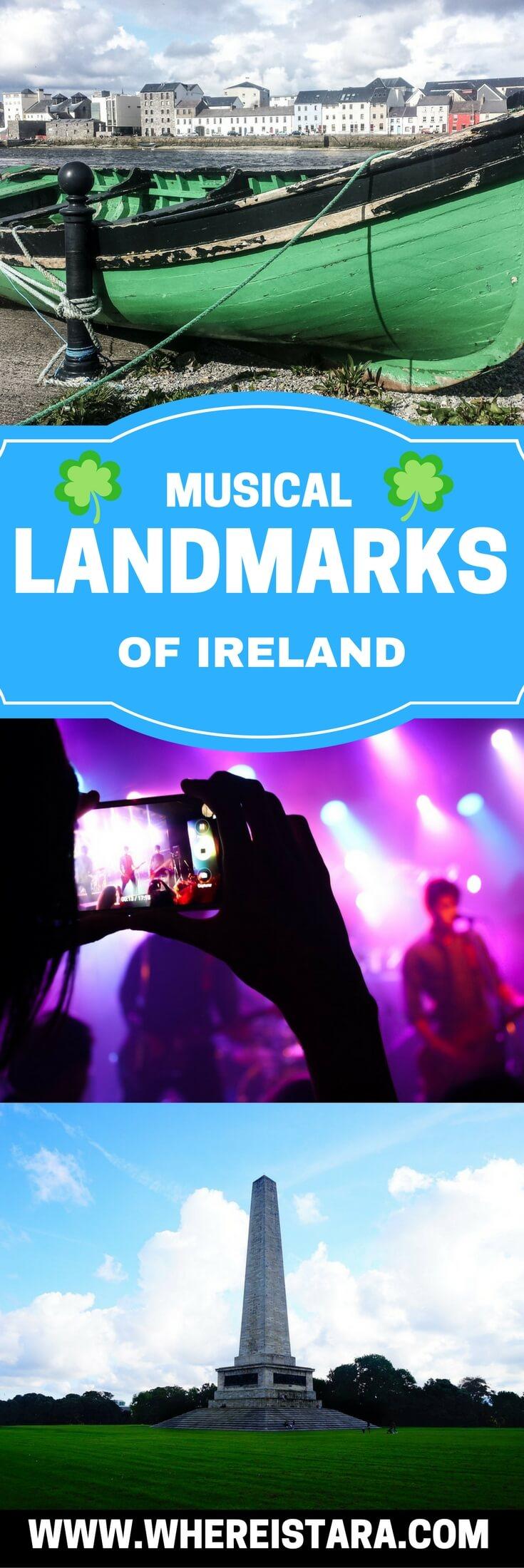 musical landmarks of Ireland where is tara top irish travel blog