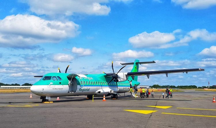 Saint malo france brittany aer lingus
