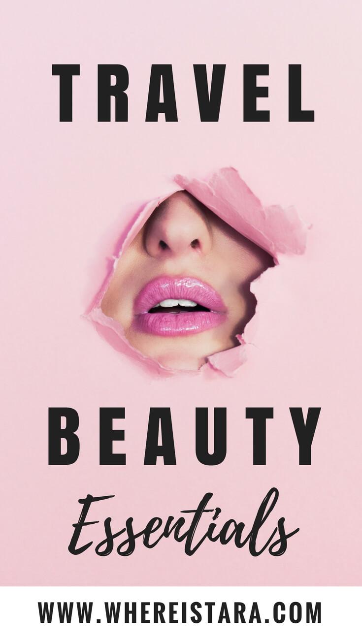 beauty essentials travel makeup kit where is tara