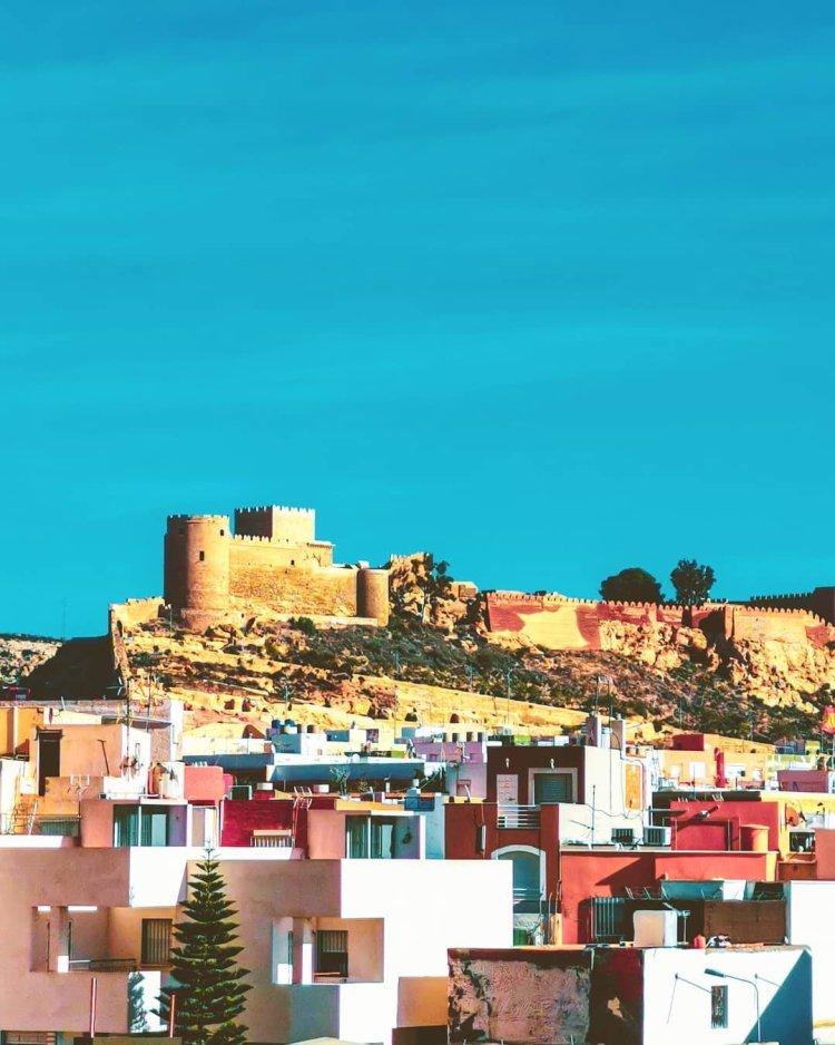 48 hours in Almería City Spain