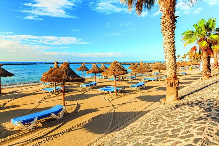 los cristianos tenerife cheap winter sun holidays winter sun destinations in europe