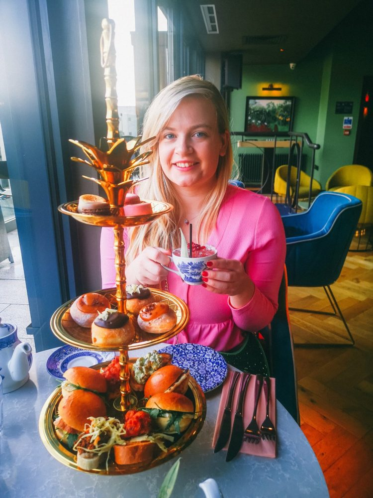 Bullitt hotel belfast review tipsy afternoon tea