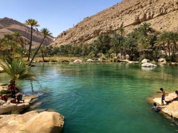 Wadis in Oman-5062