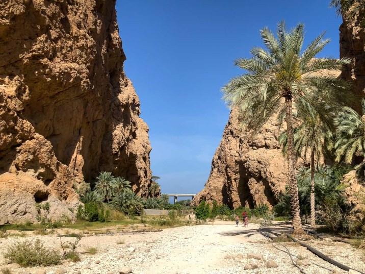 Wadis in Oman-5354