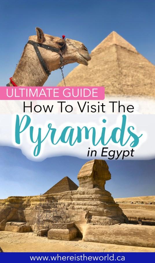 Visiting The Pyramids Pinterest 2c