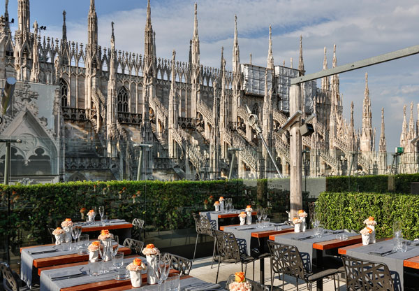Enjoy the View Panoramic Restaurants and Lounge Bars in Milan  Where Milan  What to do in Milan