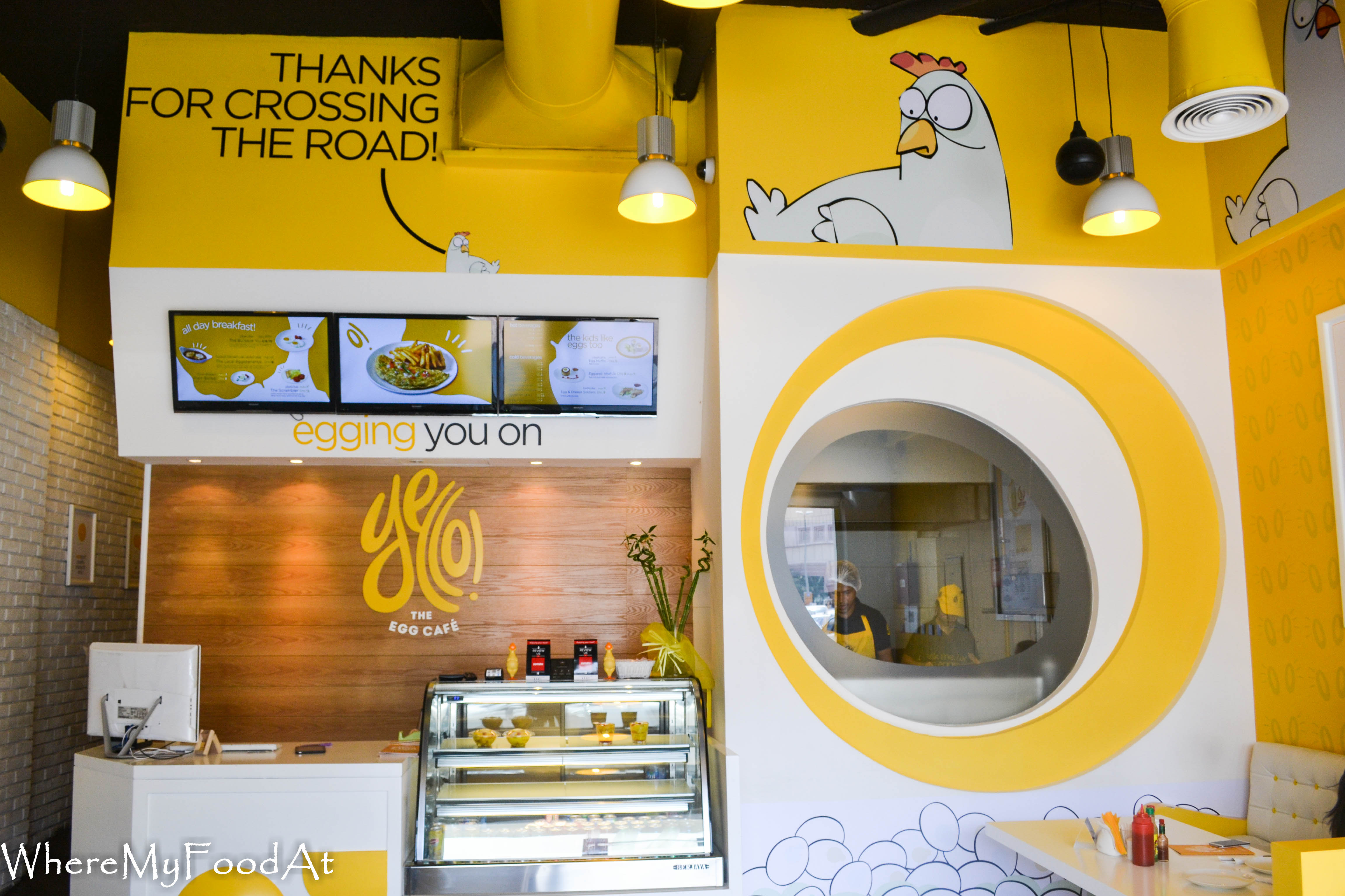 café review – yello! the egg café – wheremyfoodat